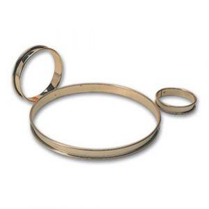 Matfer Cercle à tarte inox Diamètre 280mm_371 617,
