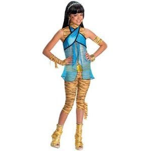 Déguisement Cleo de Nile Monster High (7-9 ans)
