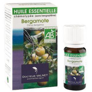 Docteur Valnet Huile essentielle bergamote bio - 10ml
