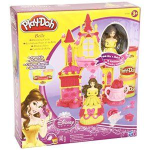 Play-Doh Château fleuri de Belle Disney Princesse