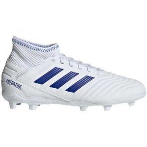 Adidas Chaussures de foot enfant Crampons rugby moulés enfant - blanc - Taille 36 2/3,37 1/3,38 2/3