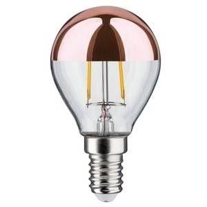 Paulmann Ampoule Led filament calotte cuivrée E14 2,5W 28455