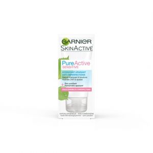 Garnier Hydratant apaisant peaux sensibles à imperfections - Le tube 50 ml