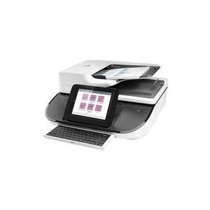 HP Digital Sender Flow 8500fn2 - Scanner de documents USB 2.0, Gigabit LAN, USB 2.0 (Host)