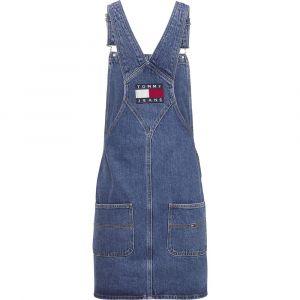 Tommy Jeans Combinaisons CLASSIC DUNGAREE DRESS PRPMS bleu - Taille EU S,EU M,EU XS