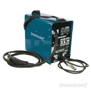 Silverline 427677 - Poste à souder Turbo Mig sans gaz 130 A