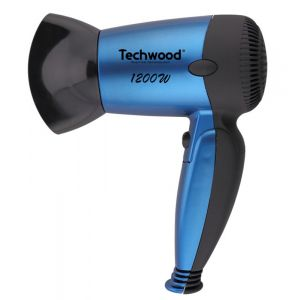 Techwood TSC-1208 - Sèche vheveux de voyage
