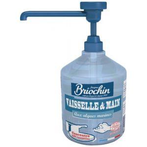 Briochin Liquide vaisselle et mains à l'algue marine concentré - Le flacon de 500ml