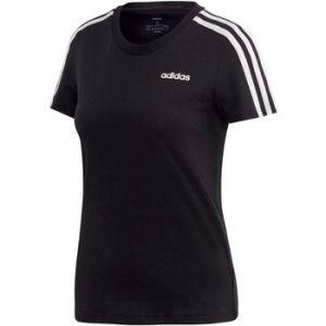 Adidas T-shirt W E 3S SLIM TEE T-NERA Noir - Taille 36,EU S