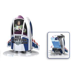 ThrustMaster Chargeur Toy Story 3 Spaceship Buzz l'Eclair - Station de recharge pour Dsi / DS Lite