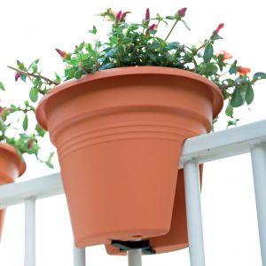 Jardinière spécial balcon 55cm sable