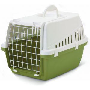 Savic Transport trotter earth green 49x33x30cm - VADIGRAN