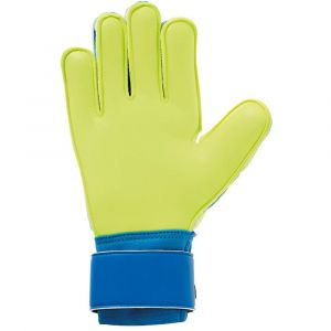 Uhlsport Gants enfant Gants de gardien junior Radar control soft pro bleu - Taille T5