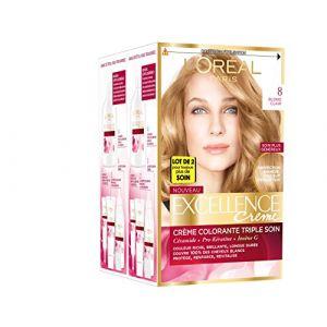 L'Oréal Excellence Crème 8 Blond Clair