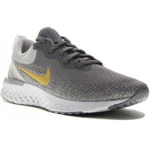 Nike Chaussure de running Odyssey React Metallic Premium pour Femme - Gris - Taille 39 - Female