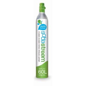 Sodastream Recharge de gaz 60l pour machine à soda