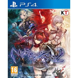 Nights of Azure 2: Bride of the New Moon sur PS4