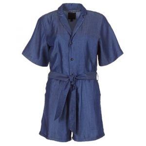 G-Star Raw Combinaisons Raw BRONSON SHORT JUMPSUIT bleu - Taille S,M,L