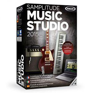 Samplitude Music Studio 2015 [Windows]