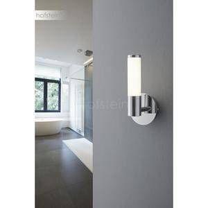 Eglo Applique murale PALMERA 1 LED Chrome, 1 lumière - Moderne - Intérieur - 1