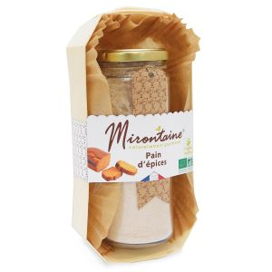 Mirontaine Kit Pain d'épices