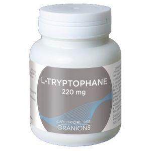 Laboratoire des Granions L-Tryptophane 220mg - 60 gélules végétales