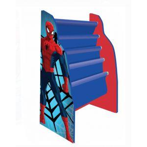 Room Studio Bibliothèque Spider-Man Marvel pour chambre enfant