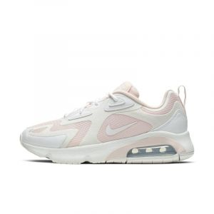 Nike Chaussure Air Max 200 pour Femme - Rose - Taille 36.5 - Female