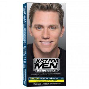 Just for Men Châtain Clair - Coloration cheveux pour homme