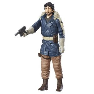 Hasbro Figurine Star Wars Capitaine Cassian Andor (Jedha) 30 cm
