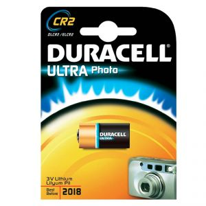 Duracell Ultra photo 1 pile lithium 3V CR2