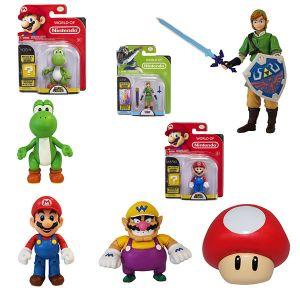 Figurine Nintendo avec accessoire