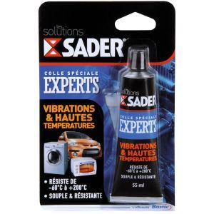 Sader Colle vibration et haute température - Tube 55 ml