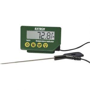 Extech Thermomètre de pénétration Modell TM25 Thermometer mit Einstechfühler TM25 -40 à 200 °C Type de sonde K