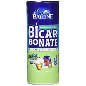 La baleine Bicarbonate alimentaire 400g