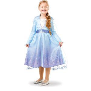 Rubie's Déguisement Officiel Elsa La Reine Des Neiges 2 - Taille 3-4 ans