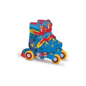 Simba Toys Rollers évolutifs 2 en 1 Super Wings T27-30