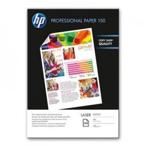 HP 150 feuilles de papier photo Professional Glossy Paper 150g/m² (A4)