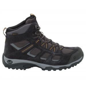 Jack Wolfskin Vojo Hike 2 Texapore Mid - Chaussures de randonnée taille 11,5, noir