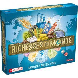 Lansay Richesses du monde