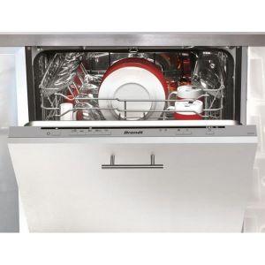 Brandt VH1772J - Lave-vaisselle intégrable 12 couverts