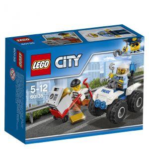 Lego 60135 - City : L'arrestation en tout terrain
