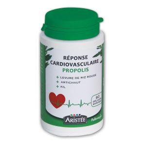 Aristée Pollenergie Gélules réponse cardiovasculaire x90