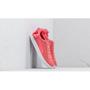 Puma Chaussures Basket Suede bow - Ref. 367317-01 rose - Taille 36,37,38,39,40