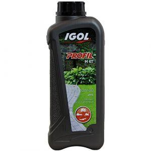 GT Garden Huile pour moteur 4 temps IGOL spéciale motoculture - 1 litre