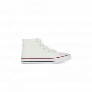 Converse Basket mode sneaker all star hi bb blanc 23