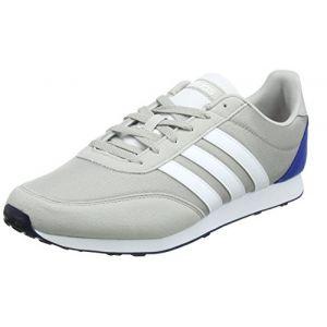 Adidas V Racer 2.0, Chaussures de Running Homme, Gris
