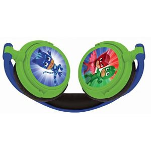 Lexibook PJMASK - Casque audio enfant Pyjamasque