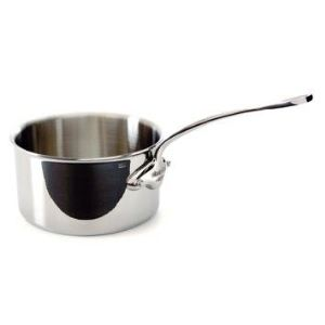 Mauviel1830 Casserole M'cook 12 cm inox compatible tous feux dont induction
