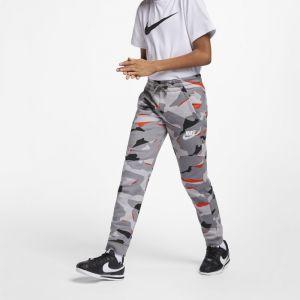 Nike Pantalon de joggingà imprimé camouflage Sportswear pour Garçon plus âgé - Gris - Taille XS - Male